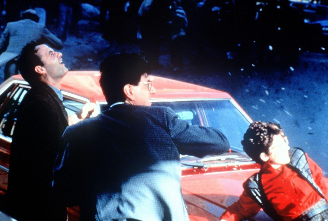 An allen Ecken und Enden der Stadt tauchen Geister auf und mehren die Vorzeichen für die Rückkehr von Zuul, einem der berüchtigsten Dämonen des... - Bildquelle: Columbia Pictures