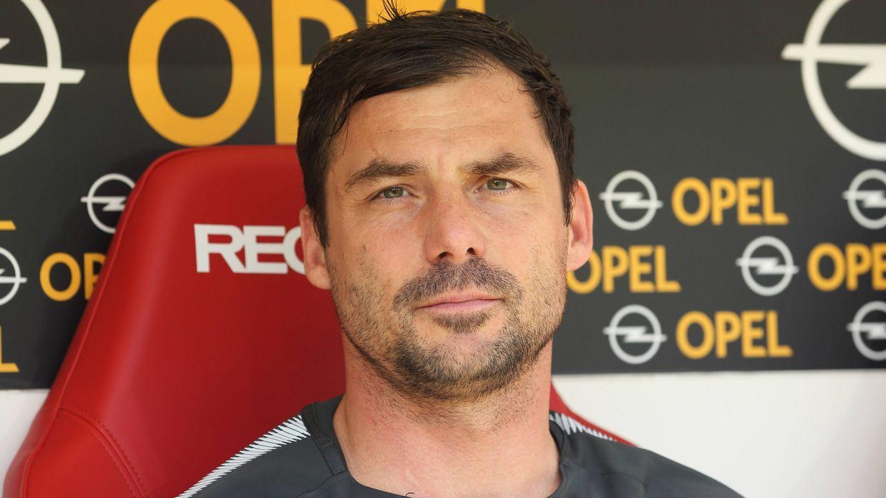 Zsolt Löw (Co-Trainer RB Leipzig) - Bildquelle: imago/Martin Hoffmann
