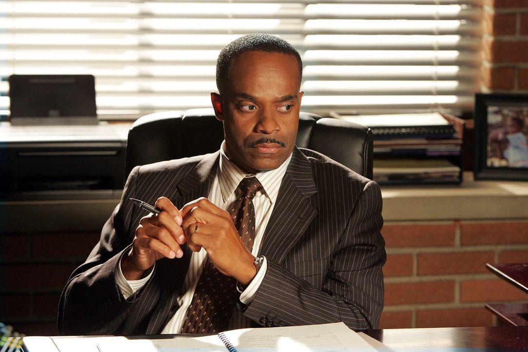 Gibt Anweisungen zum neusten Fall: Direktor Leon Vance (Rocky Carroll) ... - Bildquelle: CBS Studios Inc. All Rights Reserved.