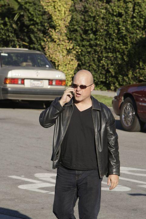 Während Vic (Michael Chiklis) mit den Folgen eines verpatzten Einsatzes umgehen muss, versucht Shane, einen Deal für seine Frau auszuhandeln ... - Bildquelle: 2007 Twentieth Century Fox Film Corporation. All Rights Reserved.