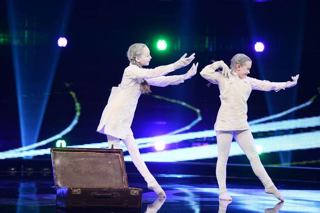 Got-To-Dance-Zoe-Desteney-04-SAT1-ProSieben-Willi-Weber-TEASER - Bildquelle: SAT.1/ProSieben/Willi Weber