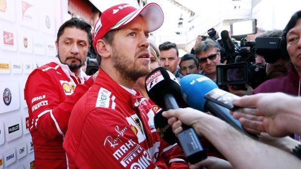 Sebastian Vettel wechselt zu Mercedes - Bildquelle: imago/Laci Perenyi