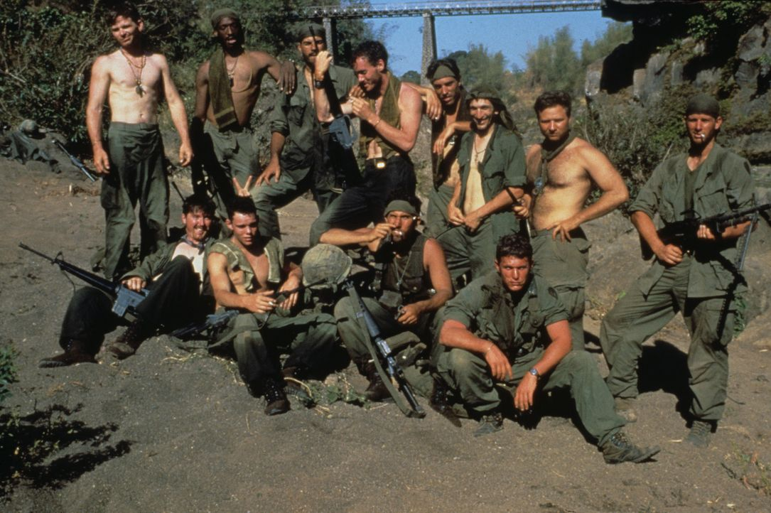 'Platoon', die Kampfeinheit - Bildquelle: Orion Pictures Corporation