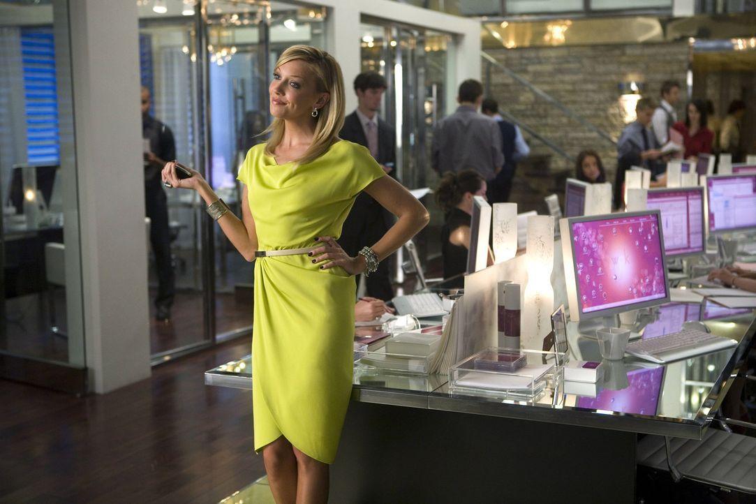 Gut, dass Ella (Katie Cassidy) sich auch in schwierigen Situationen zu helfen weiß... - Bildquelle: 2009 The CW Network, LLC. All rights reserved.