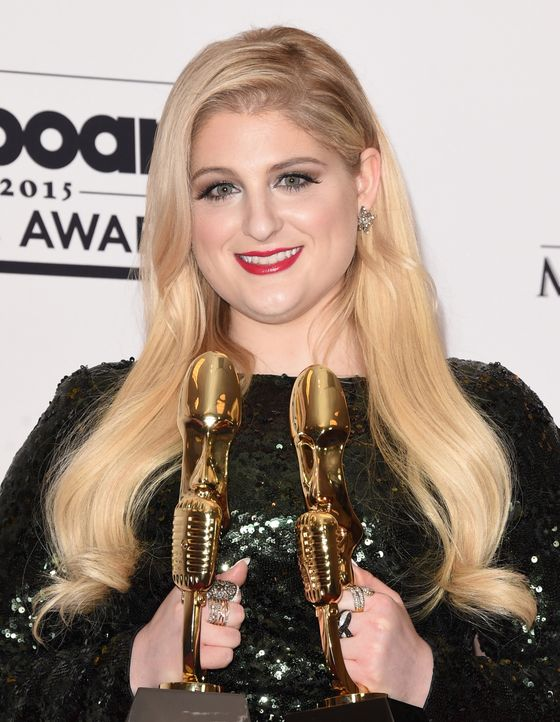 Billboard-Awards-150517-Meghan-Trainor-19-getty-AFP - Bildquelle: getty-AFP