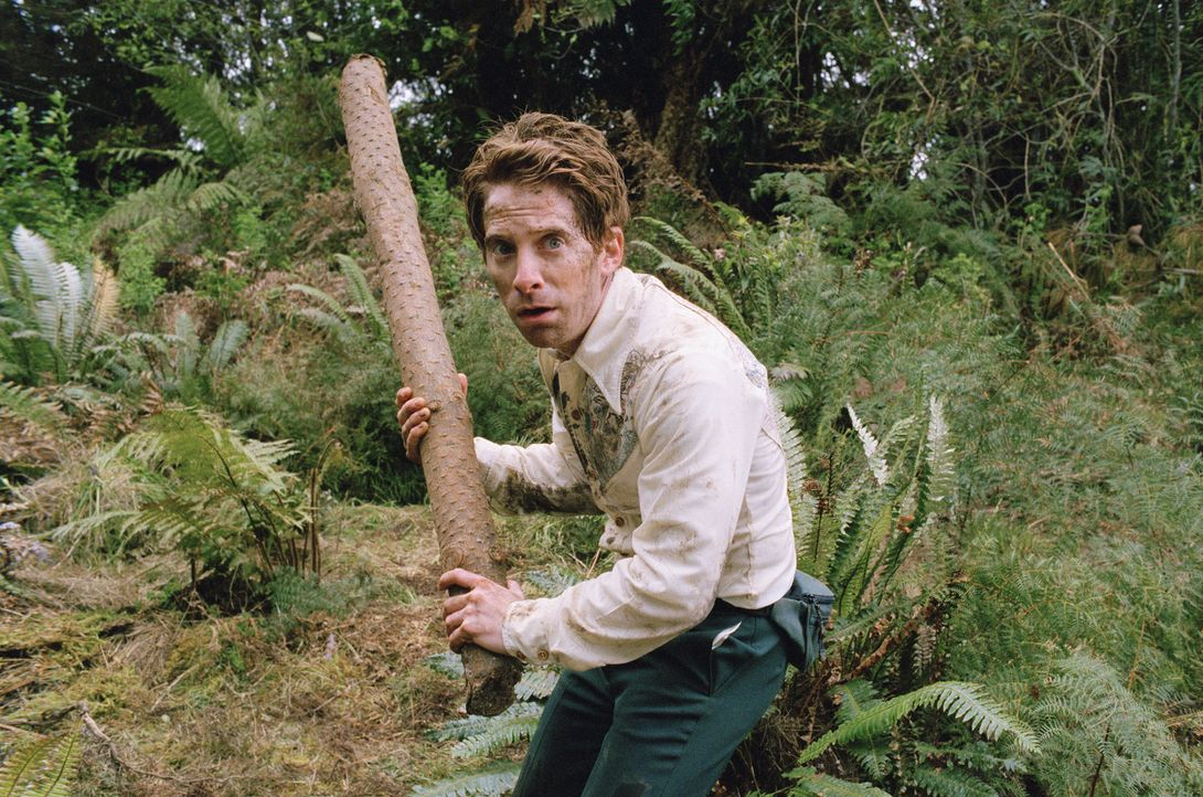Plötzlich steht ihm eine Bärin gegenüber: Dan (Seth Green) … - Bildquelle: Paramount Pictures