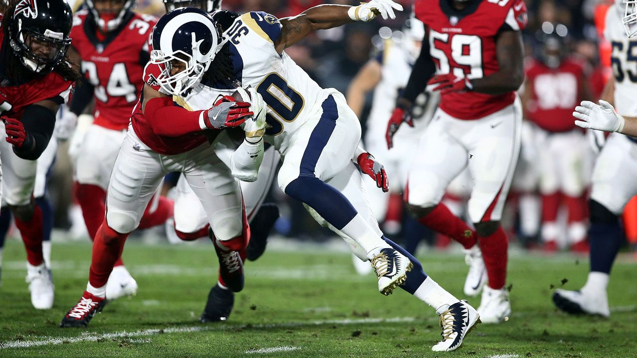 Todd Gurley (Running Back) - Bildquelle: 2018 Getty Images