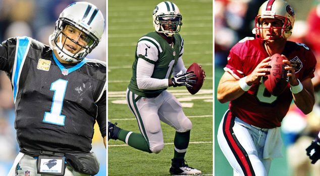 Top 10 Quarterbacks: Rushing Yards - Bildquelle: imago