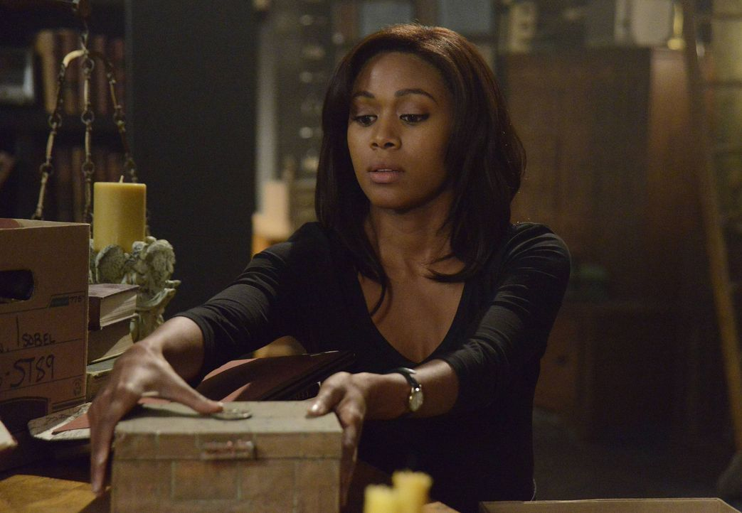 Im Kampf gegen das Böse: Abbie Mills (Nicole Beharie) ... - Bildquelle: 2013 Twentieth Century Fox Film Corporation. All rights reserved.