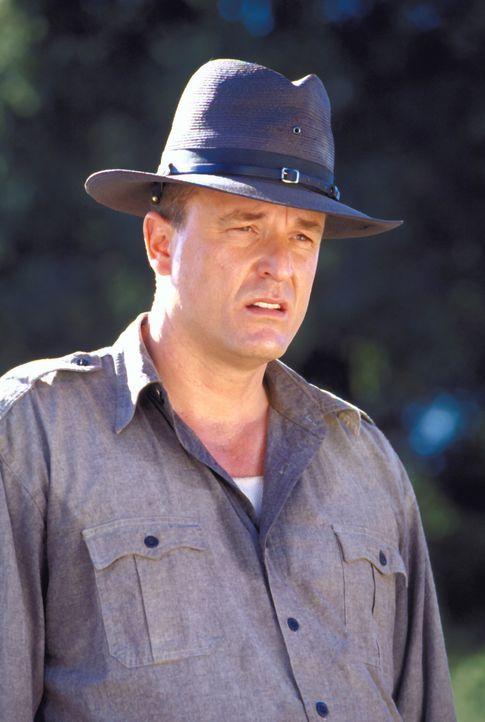 Segeant Dillard (Nick Cassavetes) bewacht die Gefangen während ihrer Arbeit auf den Baumwollfeldern, denn dort werden die meisten Fluchtversuche ge... - Bildquelle: 1999 Universal Studios. All rights reserved