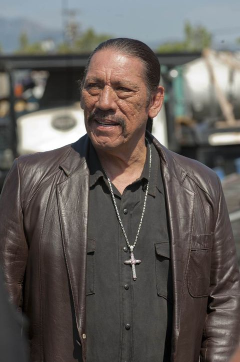 Als Mitglied des Gallindo-Kartells will Romeo (Danny Trejo) über die Geschäfte genauestens informiert werden. Oder hat das noch andere Gründe? - Bildquelle: 2011 Twentieth Century Fox Film Corporation and Bluebush Productions, LLC. All rights reserved.