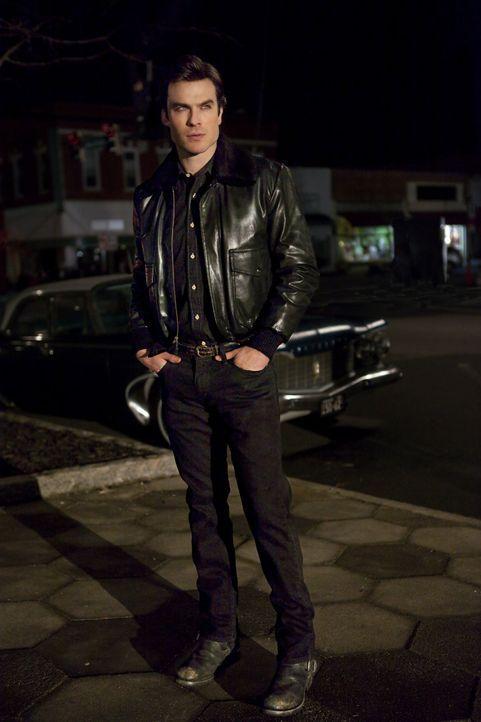 Damon in der Vergangenheit - Bildquelle: Warner Bros. Entertainment Inc.