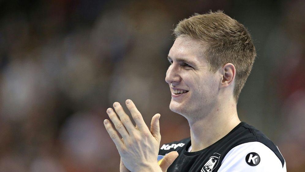 Finn Lemke hat seinen Vertrag in Melsungen verlängert - Bildquelle: PIXATHLONPIXATHLONSID