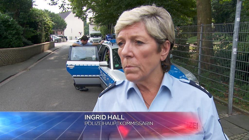 POL - Ingrid Hall - Bildquelle: SAT.1