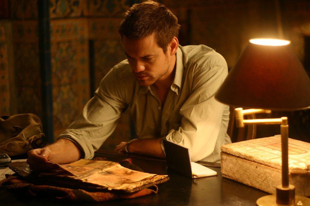 Der professionelle Schatzsucher Jack Wilder (Shane West) musste mit ansehen, wie sein bester Freund bei einem Unglück starb. Jetzt überreicht ihm de...