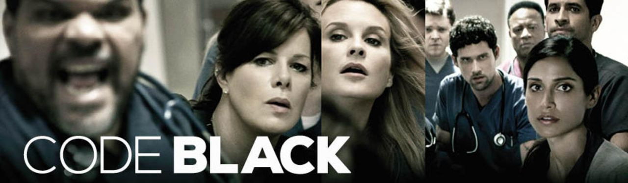 (1. Staffel) - Code Black - Artwork - Bildquelle: 2015 ABC Studios