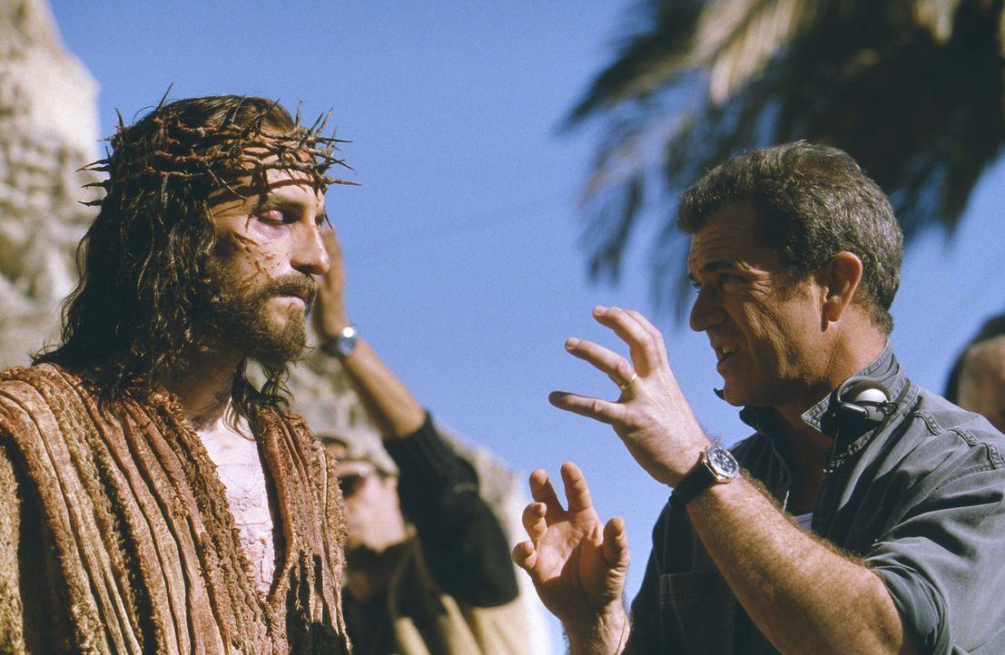 Die-Passion-Christi-Constantin-dpa - Bildquelle: dpa/Constantin Film