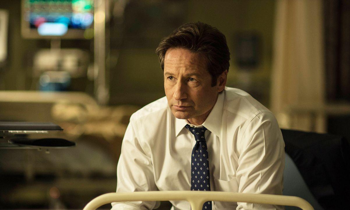 Kann Mulder (David Duchovny) verhindern, dass ein skrupelloser, übernatürlicher Killer noch weitere Menschen umbringt? - Bildquelle: 2016 Fox and its related entities.  All rights reserved.