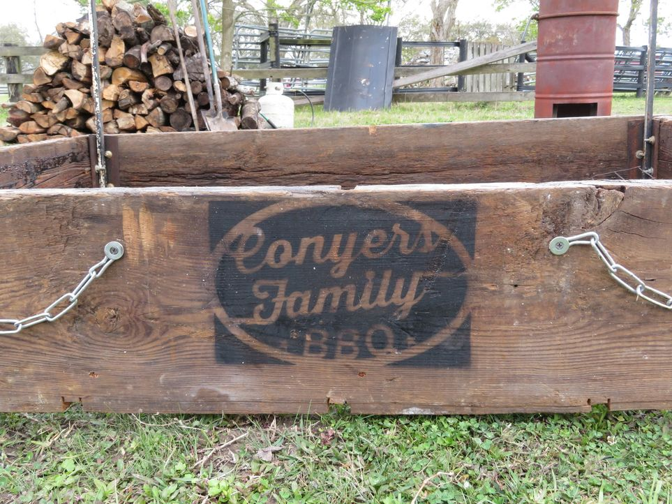 Conyers Family BBQ - Bildquelle: 2017, Television Food Network, G.P. All Rights Reserved.