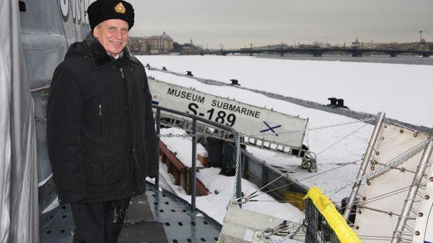 Jahrzehntelang führten die U-Boote von Großbritannien und den USA während des...