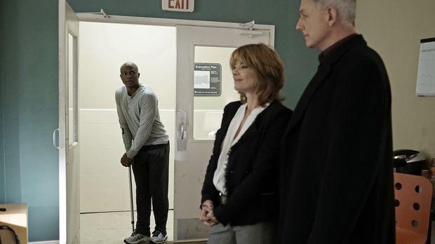 Um einen Fall lösen zu können, braucht Gibbs (Mark Harmon, r.) Hilfe von Davi...