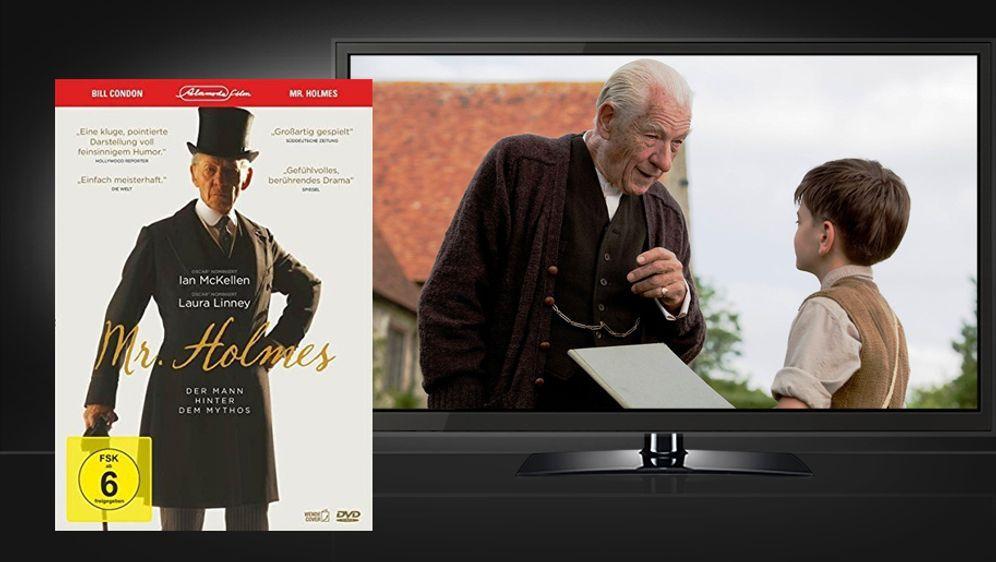 Mr. Holmes (DVD) - Bildquelle: Alamode Film