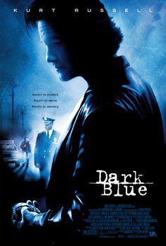 """Dark Blue - """"Dark Blue"""" - Plakatmotiv - Bildquelle: Tobis Film"""