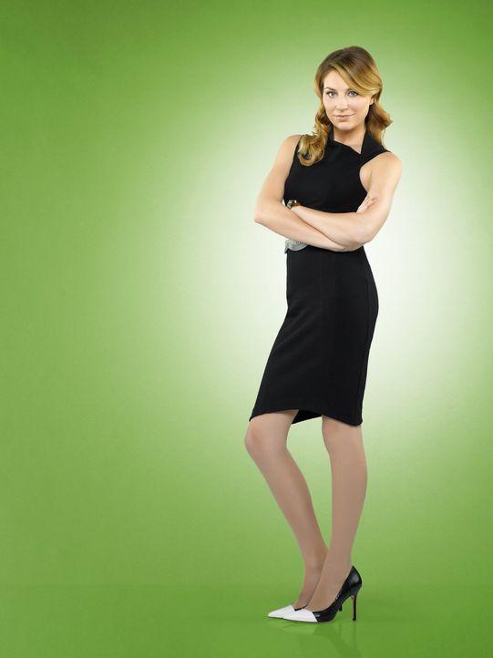 (1. Staffel) - Die fiese Kendall (Kate Jenkinson) versucht alles, um Kimmie nicht nur in ihrem Job als Anwältin, sondern auch bei dem charmanten Ric... - Bildquelle: Warner Brothers