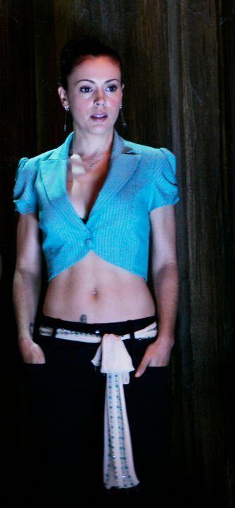 Phoebe (Alyssa Milano) und die anderen Hexen erklären sich breit, Billie in die Kunst des Hexens einzuweisen ... - Bildquelle: Paramount Pictures