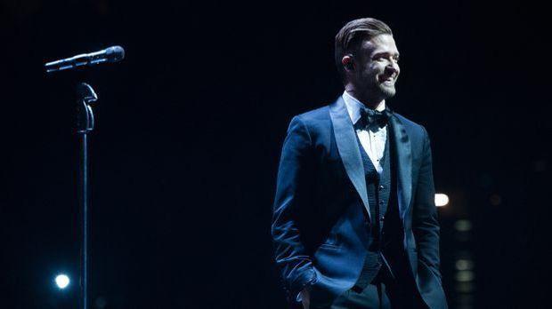 """Billboard Music Awards 2014""-Gewinner: Justin Timberlake als Abräu..."