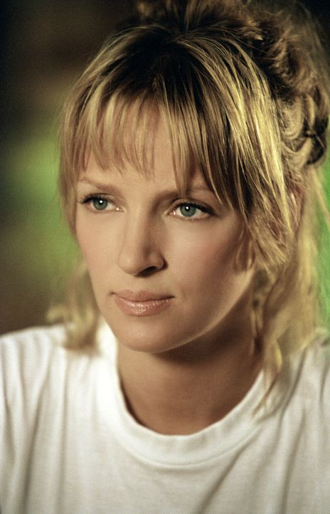 """Die Braut"" - Codename: Black Mamba (Uma Thurman) war nicht nur Mitglied in Bills Killerriege ""Tödliche Viper"", sondern auch Bills Geliebte. Jetzt... - Bildquelle: Miramax Films/Dimension Films. All Rights Reserved."