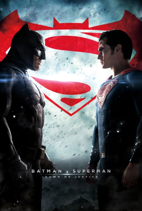 Batman v Superman: Dawn of Justice - Artwork - Bildquelle: Warner Bros.