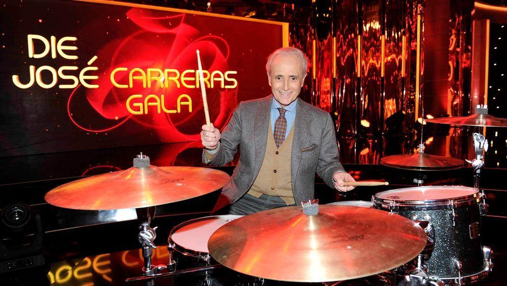 José Carreras Gala Art Work - Bildquelle: AGENCY PEOPLE IMAGE /Michael Tinnefeld
