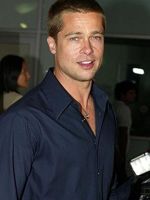Sexy Brad Pitt - Bildquelle: AFP