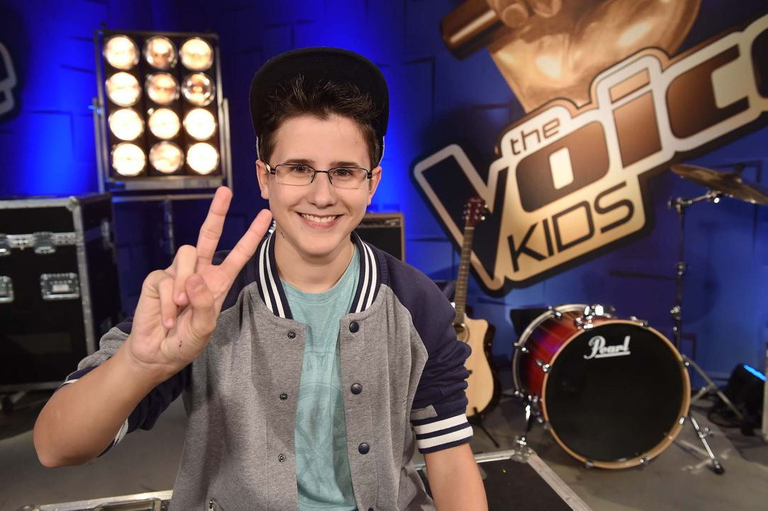 The-Voice-Kids-Stf04-Epi04-Maximilian-04-SAT1-Andre-Kowalski - Bildquelle: © SAT.1 / André Kowalski