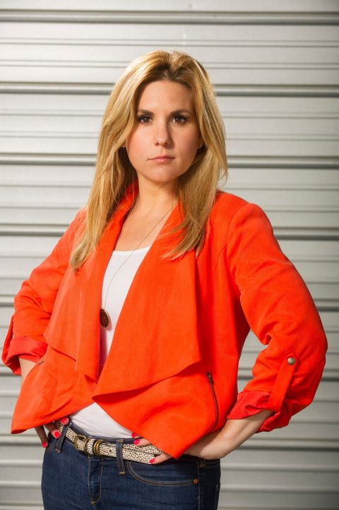Brandi Passante - Bildquelle: A&E Television Networks, LLC. All Rights Reserved.