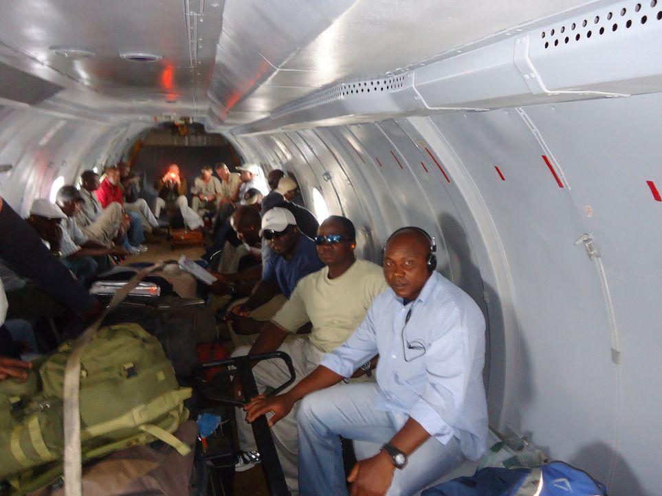 Seit den Terroranschlägen vom 11. September 2001 setzte unter anderem die USA auf Söldnertruppen, die bei der Invasion Afghanistans und dem Irak an... - Bildquelle: Sam Kaunda Eyeline Entertainment