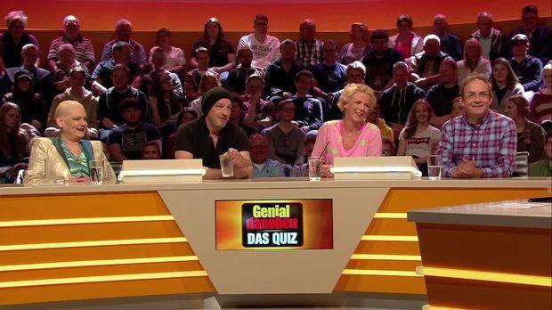 Genial Daneben - Das Quiz - Genial Daneben - Das Quiz - Welcher Kandidat Kann Die Promis Hinters Licht Führen?