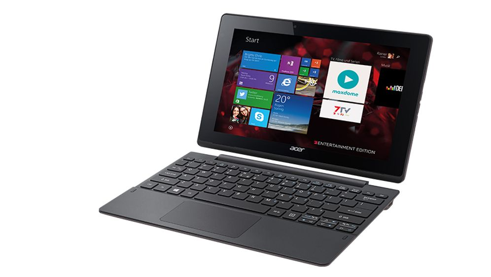 Acer Aspire Switch: Die ProSieben 2in1 Entertainment Edition