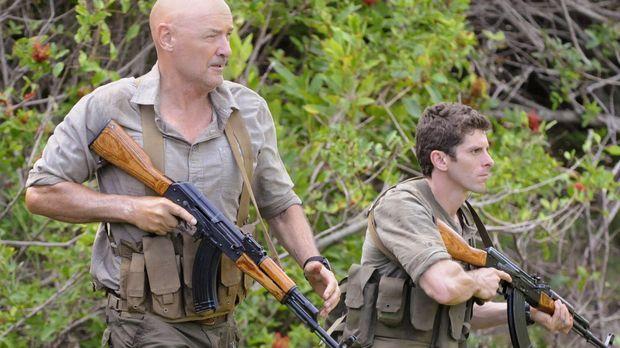 Hawaii Five-0 - Ein Wettlauf mit der Zeit beginnt, um Steve aus den Fängen vo...
