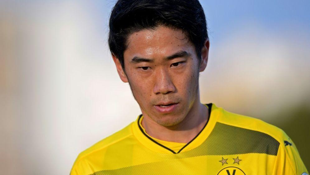 Shinji Kagawa fehlt Borussia Dortmund in Europa League - Bildquelle: PIXATHLONPIXATHLONSIDBernd FeilM.i.S.
