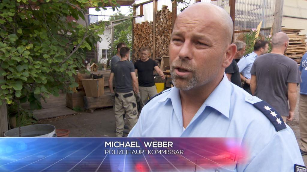 POL - Michael Weber - Bildquelle: SAT.1