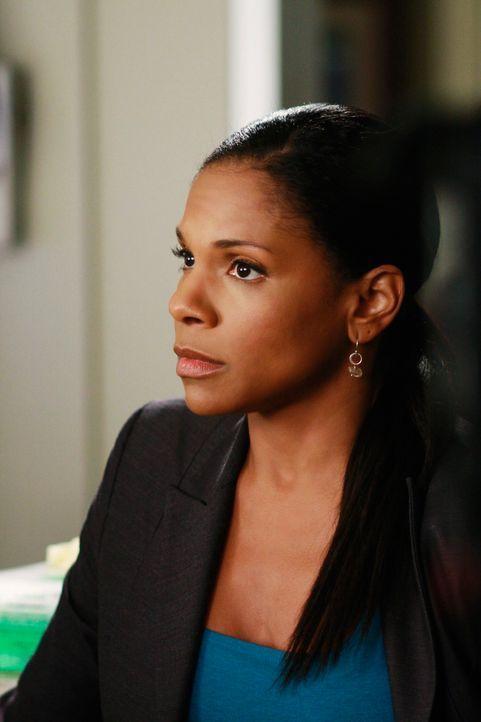 Hofft, dass Derek und seine Kollegen ihren Freund Archer retten können: Naomi (Audra McDonald) ... - Bildquelle: Touchstone Television