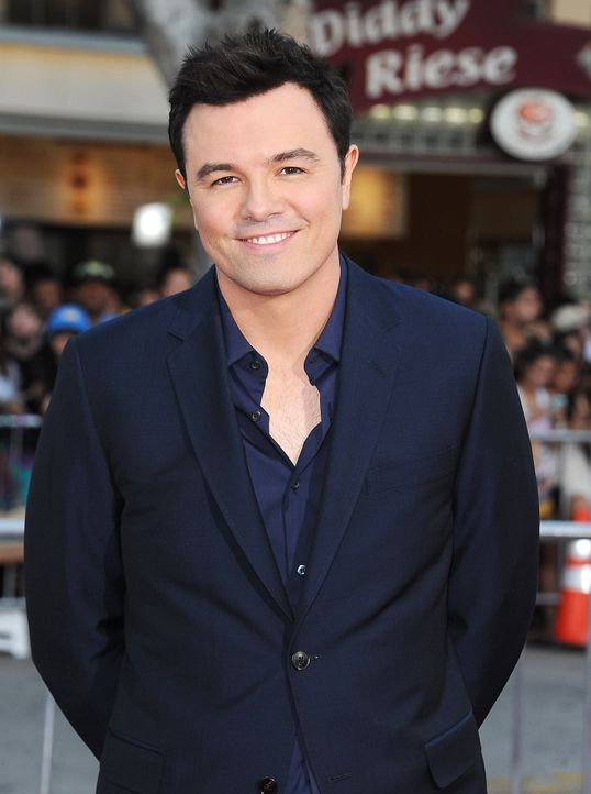A-Million-Ways-To-Die-In-The-West-Premiere-LA-Seth-MacFarlane-140515-getty-AFP - Bildquelle: getty-AFP