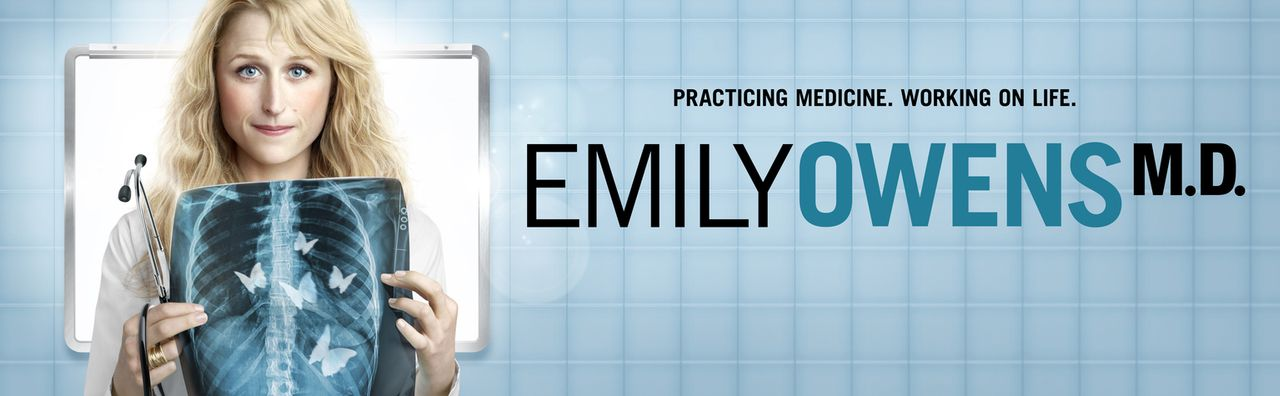 (1. Staffel) - Emily Owens M. D. - Plakatmotiv - Bildquelle: 2012 The CW Network, LLC. All rights reserved.