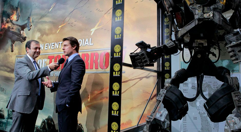 premiere-edge-of-tomorrow-paris-14-05-30-05-Warner-Bros-Pictures - Bildquelle: Warner Bros. Pictures