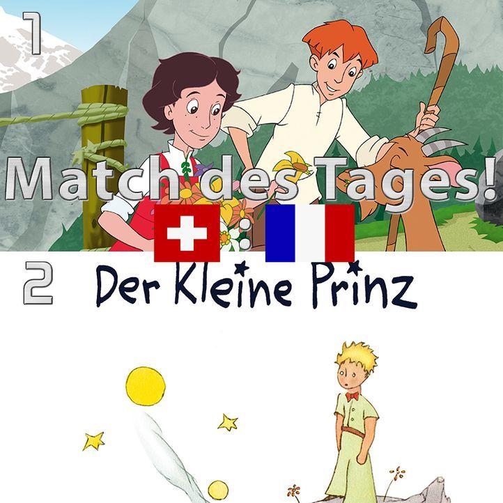 Schweiz vs. Frankreich