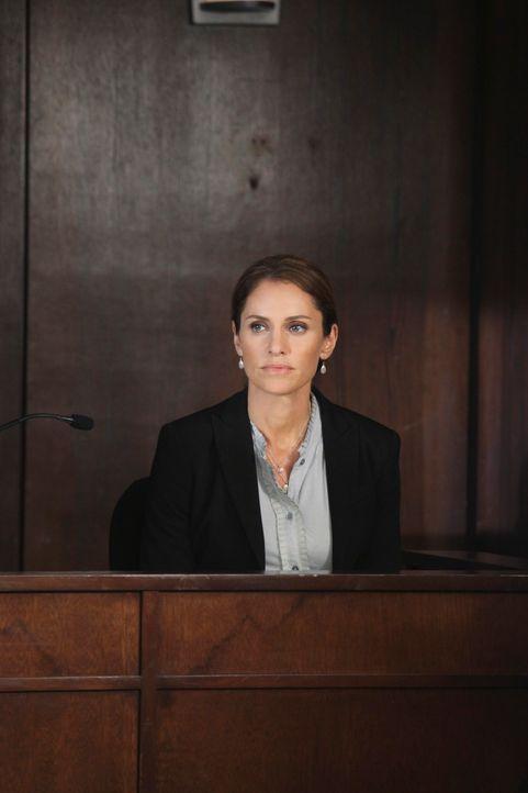 Violet (Amy Brenneman) muss in den Zeugenstand. Der Anblick von Katie auf der Anklagebank nimmt sie allerdings so mit, dass sie nicht in der Lage is... - Bildquelle: ABC Studios