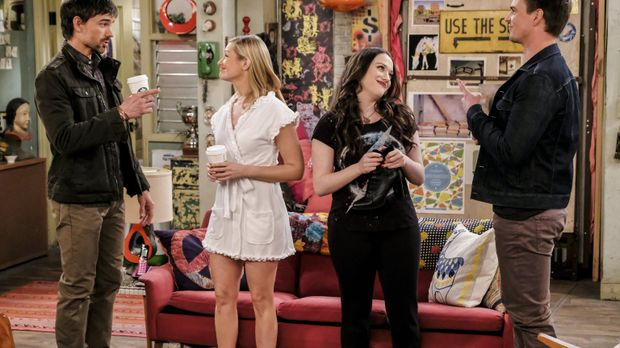 2 Broke Girls - 2 Broke Girls - Staffel 6 Episode 20: Auf Der Bowlingbahn