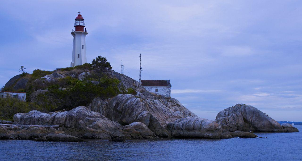 (1. Staffel) - Harper's Island ist eine beschauliche Insel bei Washington. Jetzt will Henry, der hier aufgewachsen ist, seine Hochzeit mit all seine... - Bildquelle: 2009 CBS Studios Inc. All Rights Reserved.